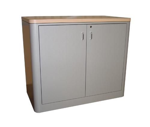 Double Bay Rack Cabinets Radius Series